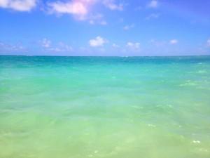 海 ハワイ 絶景 風景