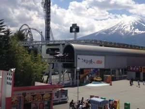 富士急 富士山 ドドンパ