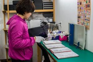 《女性パート》台紙製造部作業員を募集