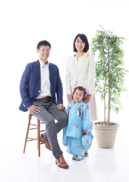七五三で家族写真! どんな格好で写ったらいいの?