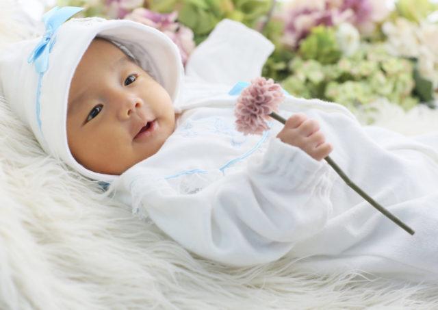 かわいい赤ちゃんの「今」を残そう!