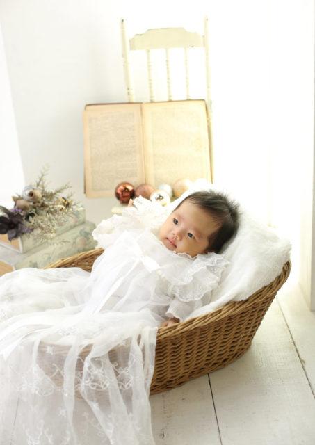 赤ちゃんの写真?何着る?いつ撮る?