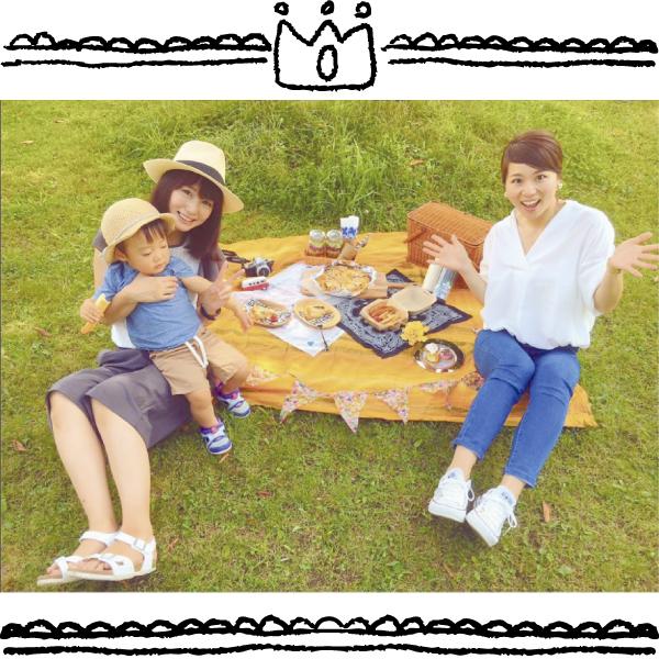 【特集】編集部がみつけた♪子どもといっしょにピクニックフォト