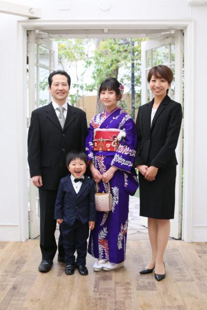 家族写真ってどんな服装でいけばいいの?